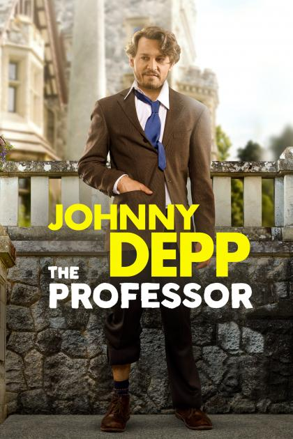 Poster The Professor (2018)