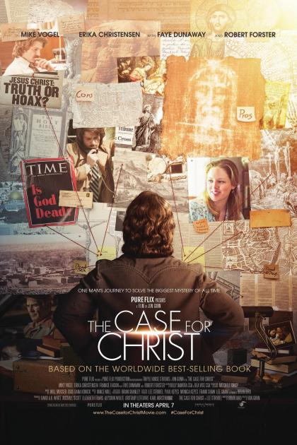 Poster The Case for Christ (2017)