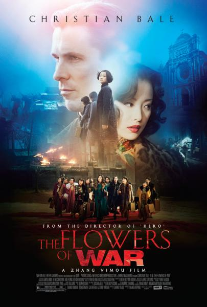 Poster Flowers Of War (2011)