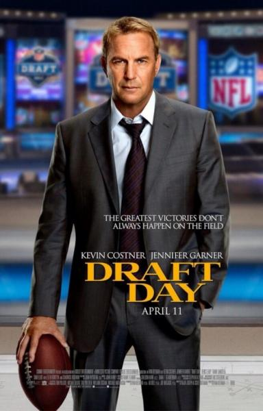 Poster Draft Day (2014)