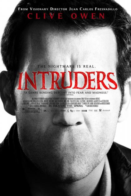 Poster Intruders (2011)