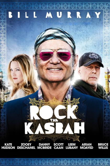Poster Rock the Kasbah (2015)