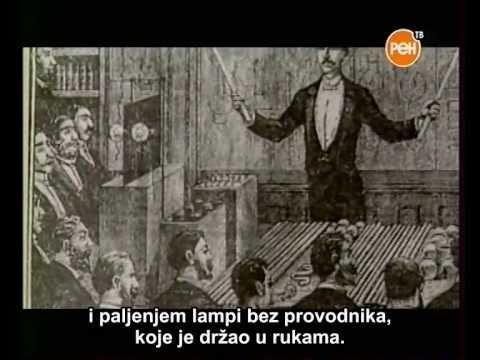 Nikola Tesla - Zraci smrti