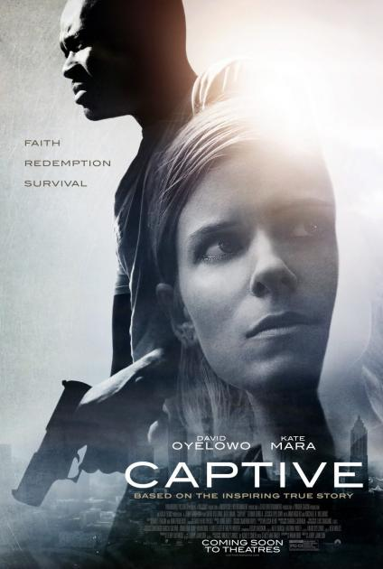 Poster Captive (2015)