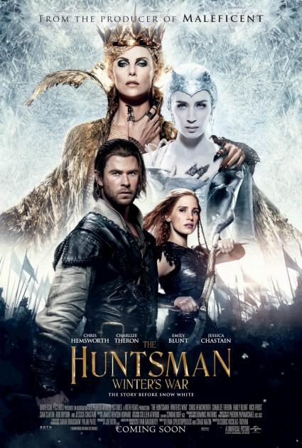 Poster The Huntsman: Winters War (2016)