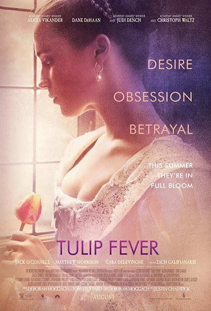 Poster Tulip Fever (2017)
