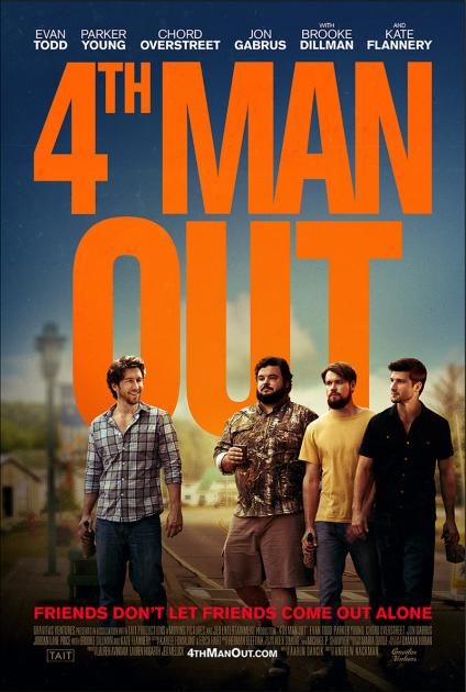 Poster 4th Man Out (2016)