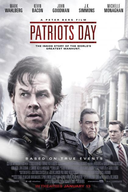 Poster Patriots Day (2016)