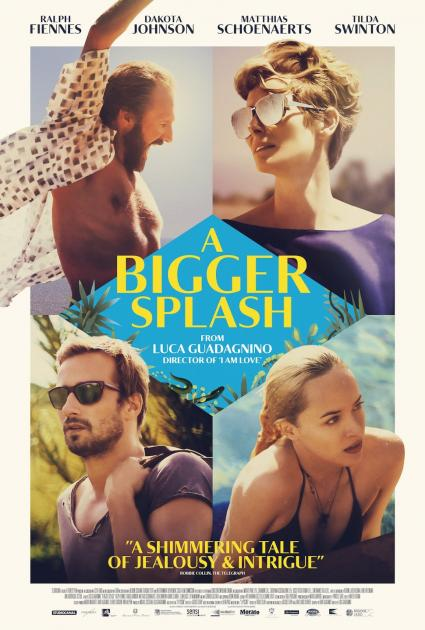 A Bigger Splash (2016)