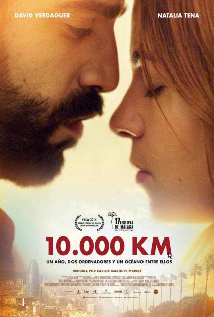 Poster 10.000 Km (2014)