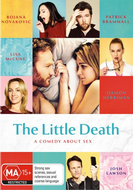 Poster The Little Death (2014)