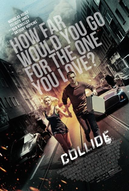 Poster Collide (2016)