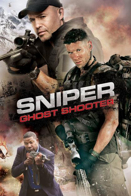 Poster Sniper: Ghost Shooter (2016)