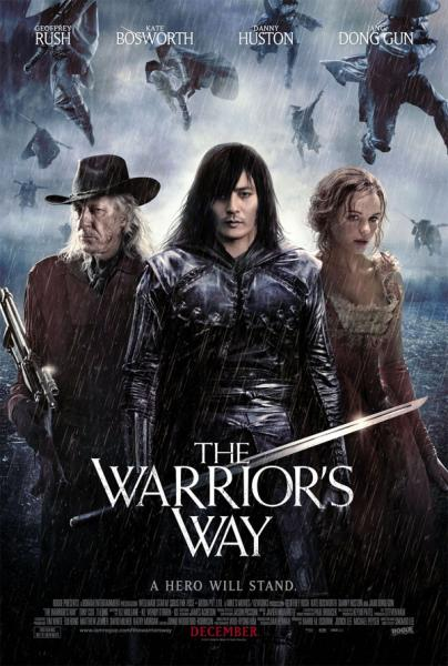 Poster The Warriors Way (2010)