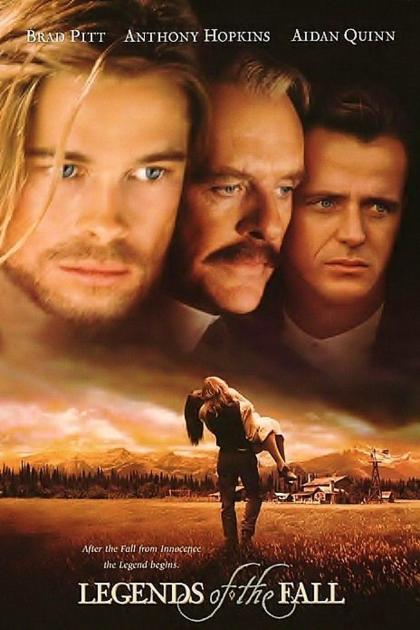 Poster Legends of the Fall (1994)
