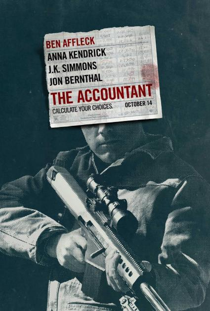 Poster The Accountant (2016)