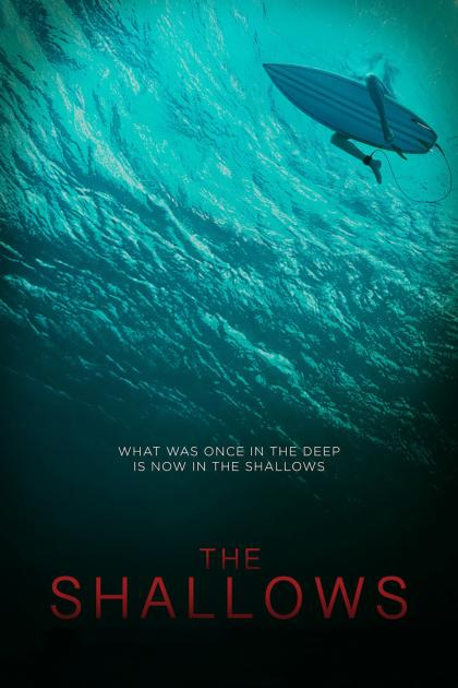 Poster The Shallows (2016)