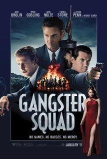 Poster Gangster Squad (2013)