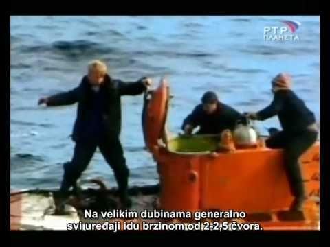Dokumentarni film - Tri misterije okeana - U potrazi za duhom