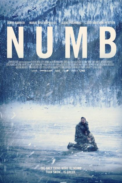 Poster Numb (2015)