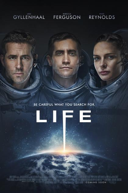 Poster Life (2017)