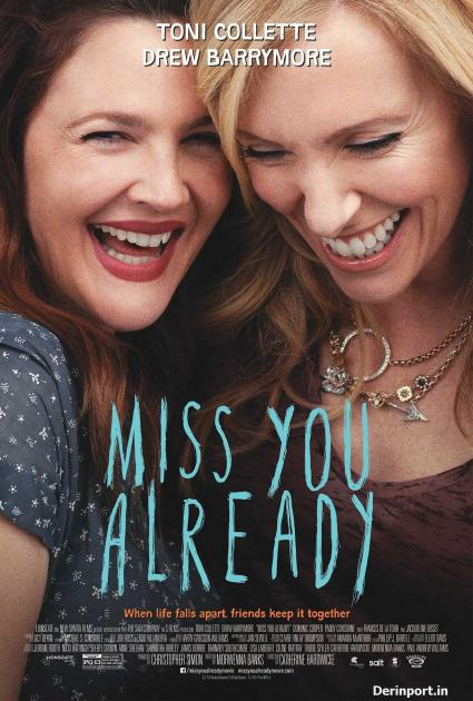 Poster Miss You Already (2015)