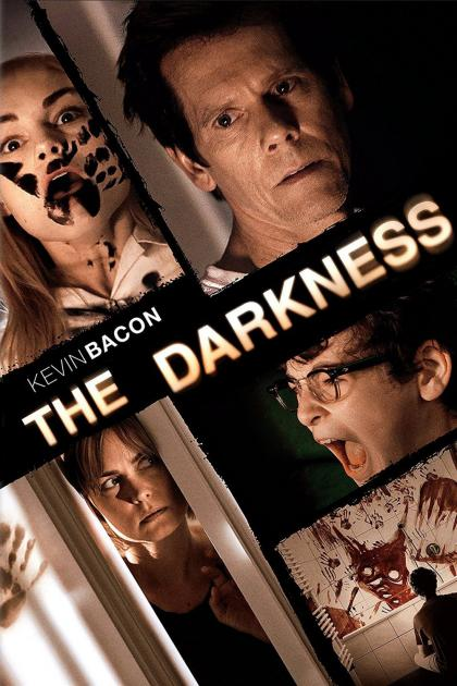 Poster The Darkness (2016)