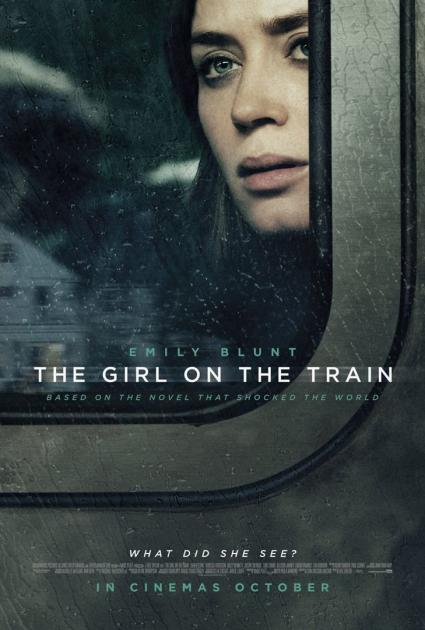 Poster The Girl on the Train (2016)