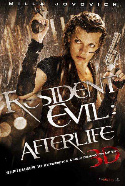 Poster Resident Evil: Afterlife (2010)