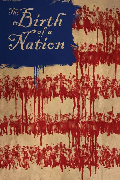 Poster The Birth of a Nation (2016)
