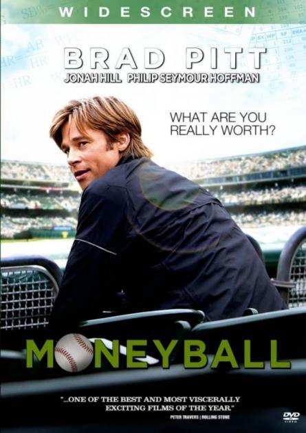 Poster Moneyball (2011)