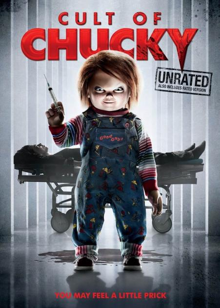 Poster Cult of Chucky (2017)