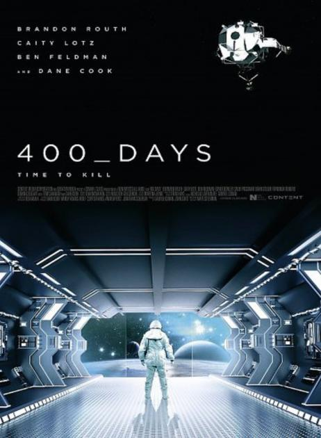 Poster 400 Days (2015)