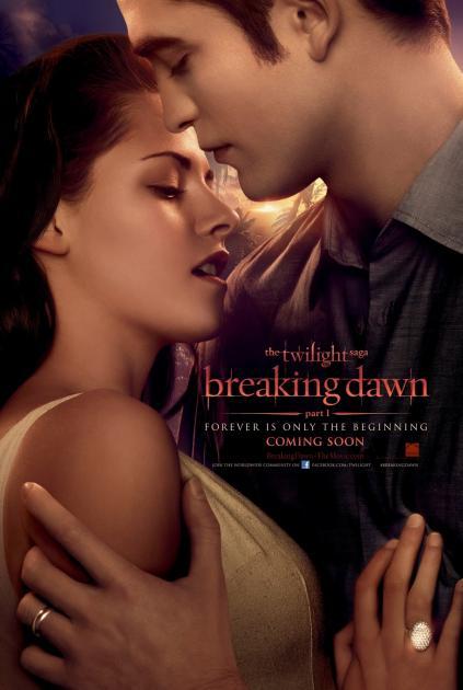 The Twilight Saga : Breaking Dawn - Part 1 (2011)