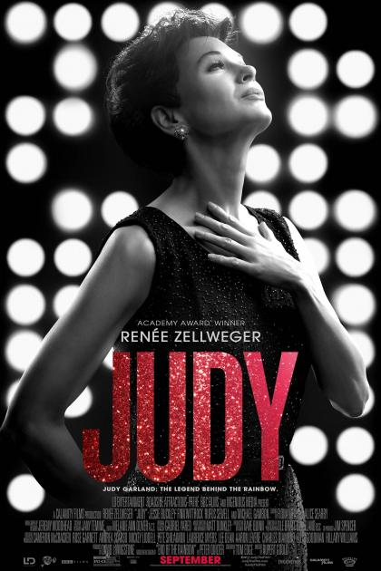 Poster Judy (2019)