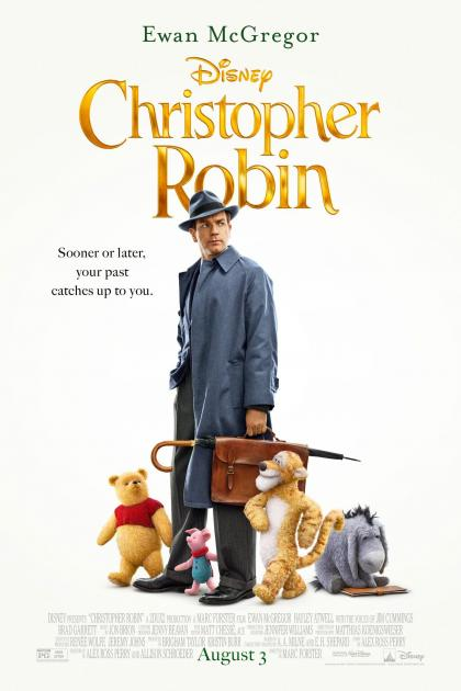 Christopher Robin(2018)
