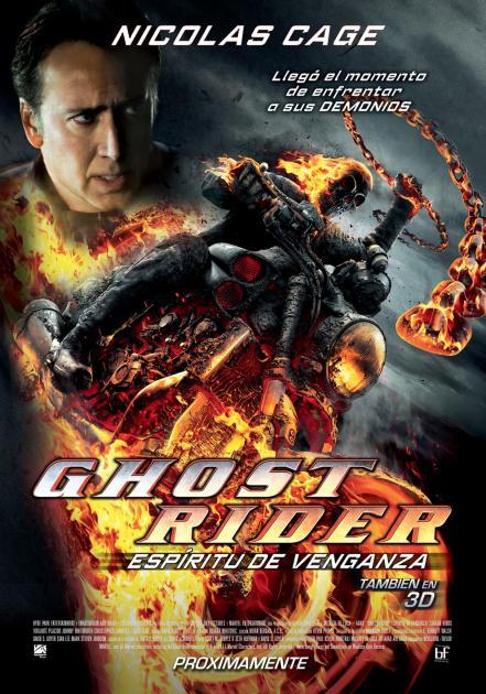 Ghost Rider: Spirit of Vengeance (2011)