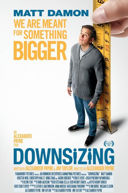 Poster Downsizing (2017)