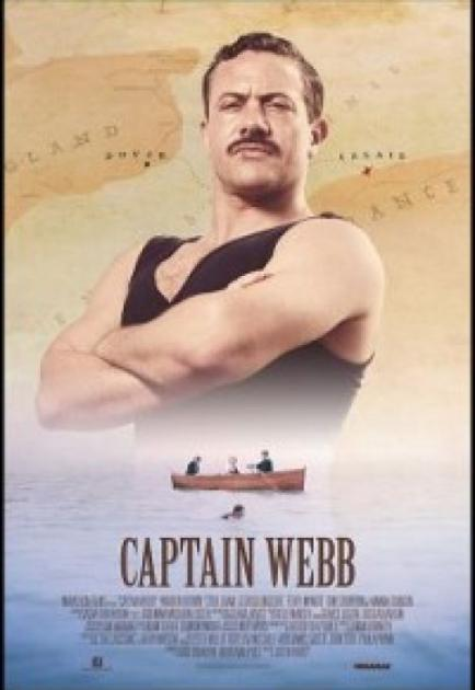 Poster Captain Webb (2015)