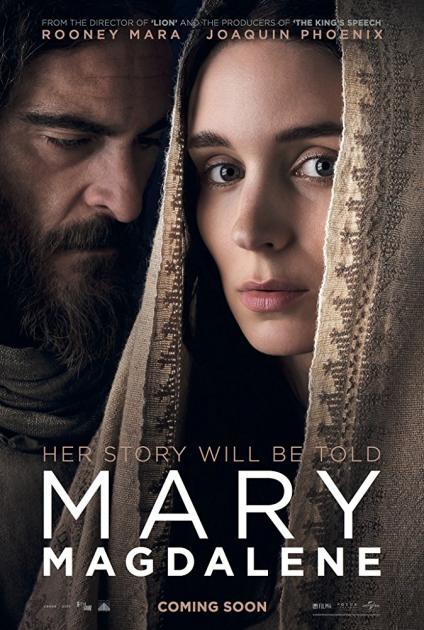 Mary Magdalene (2018)