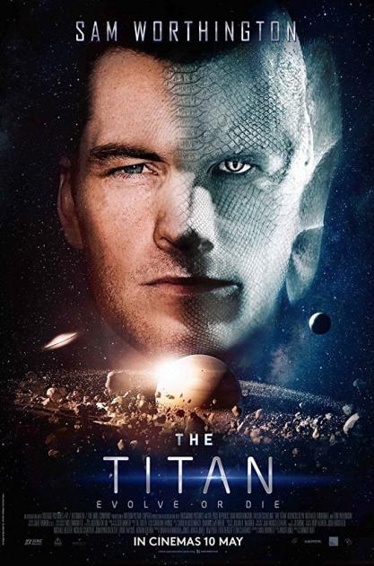 The Titan (2018)