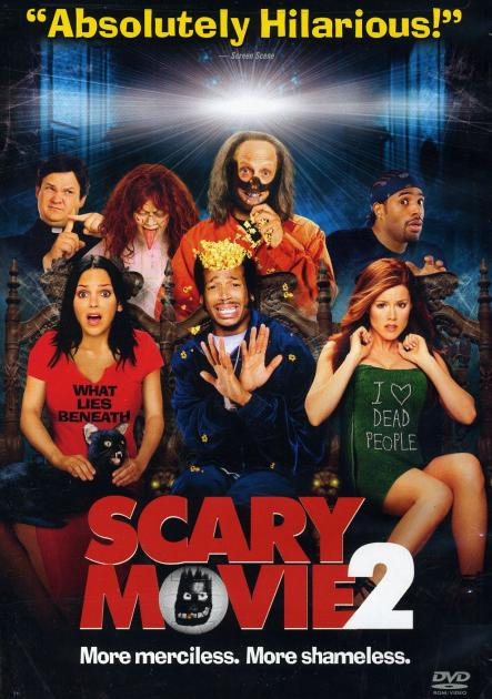 Poster Scary Movie 2 (2001)