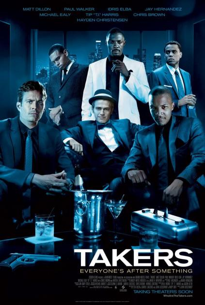 Takers (2010)