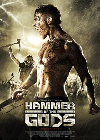 Poster Hammer of the Gods (2013)