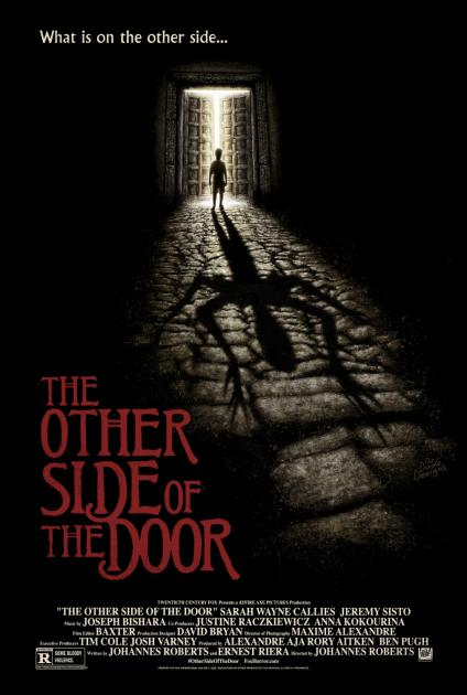 Poster The Other Side of the Door (2016)