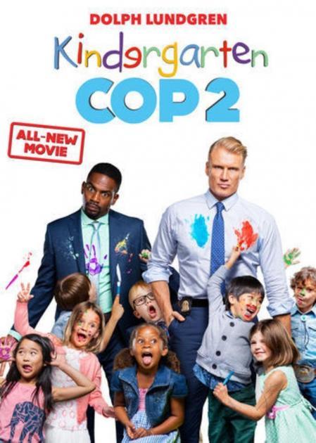 Kindergarten Cop 2 (2016)