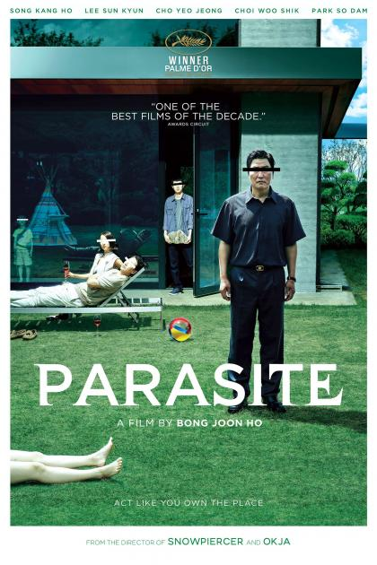 Poster Parasite (2019)