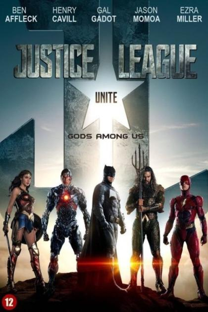Poster Justice League (2017)