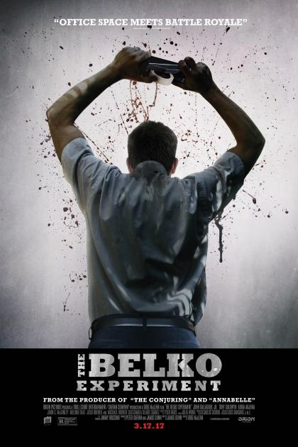 Poster The Belko Experiment (2016)