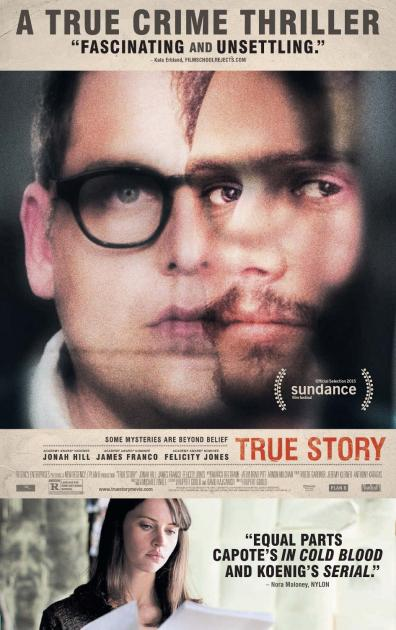 Poster True Story (2015)